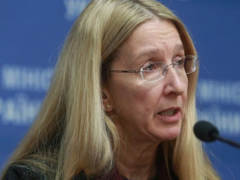 Супрун поведала украинцам, как не купить поддельные лекарства