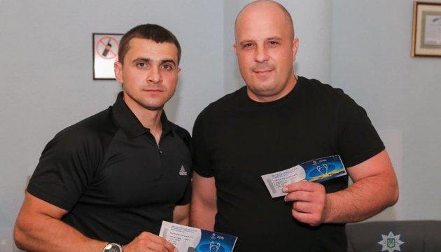 Князев и Аваков отдали свои билеты на финал ЛЧ младшим коллегам
