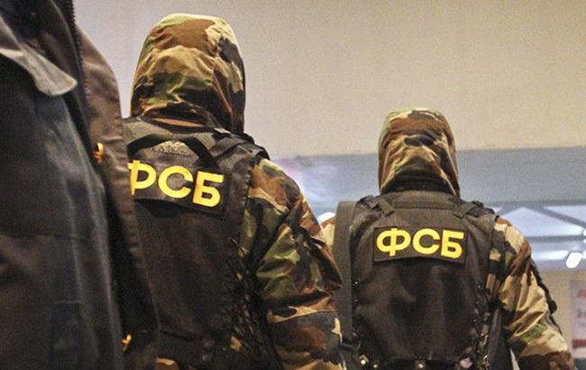 ФСБ задержала очередного украинца в Крыму