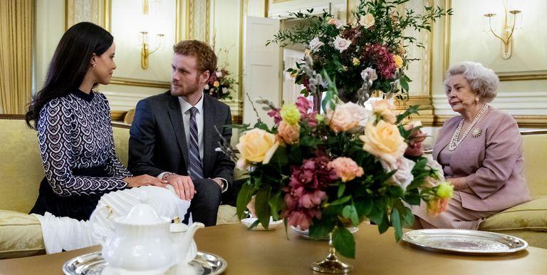 Фильм о принце Гарри и Меган Маркл не понравился зрителям (ФОТО)