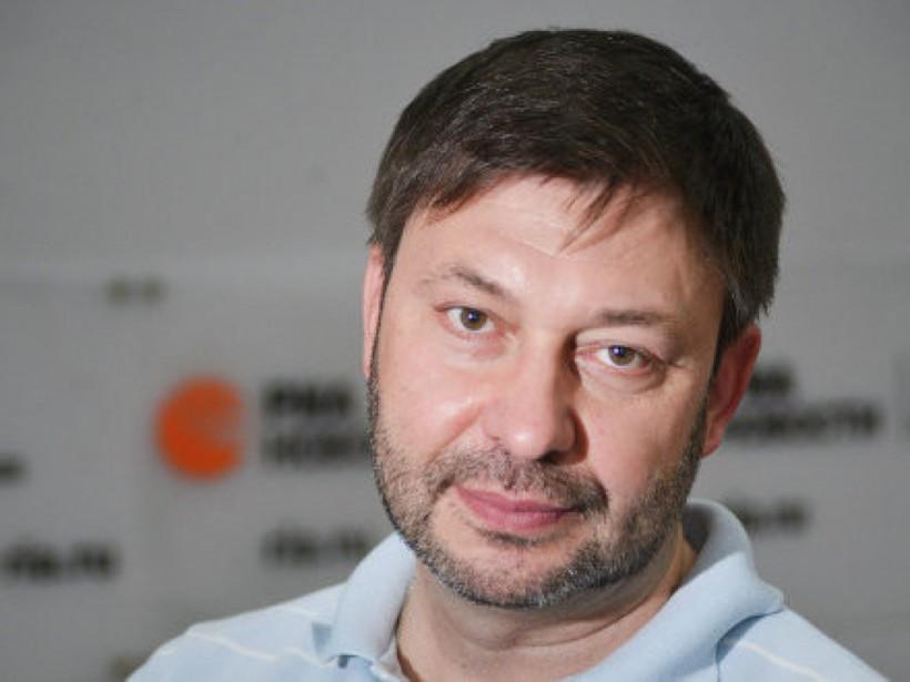 Жена главреда РИА Новости Украина заявила, что он не может обходиться без медикаментов