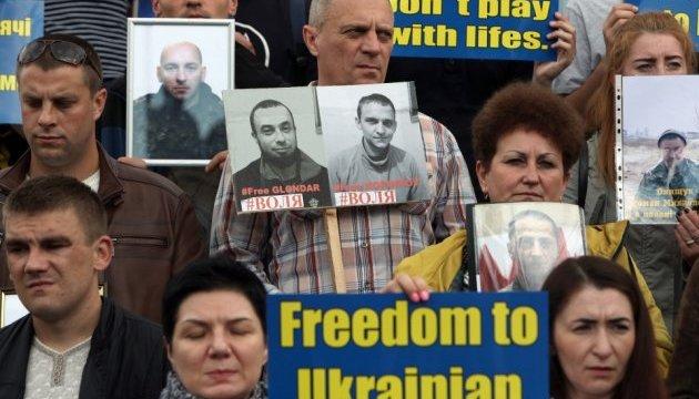 Марш за освобождение заложников: организаторы обратились к Красному Кресту