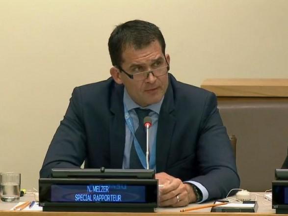 Спецдокладчик ООН по вопросам пыток приедет в Украину 28 мая