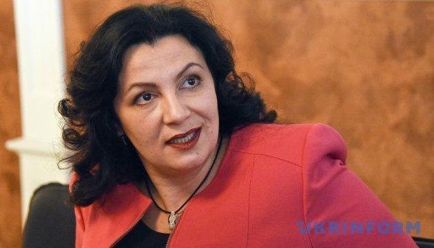 Климпуш-Цинцадзе говорит, что без гендерного равенства развития не будет