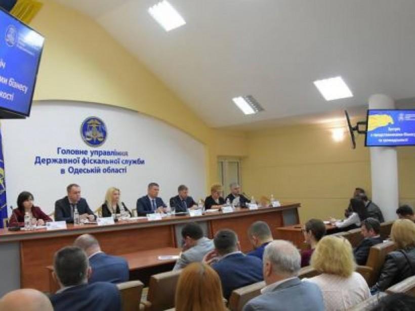 Милютин: В местные бюджеты Одесской области поступило почти 3,7 миллиарда гривен налогов и сборов