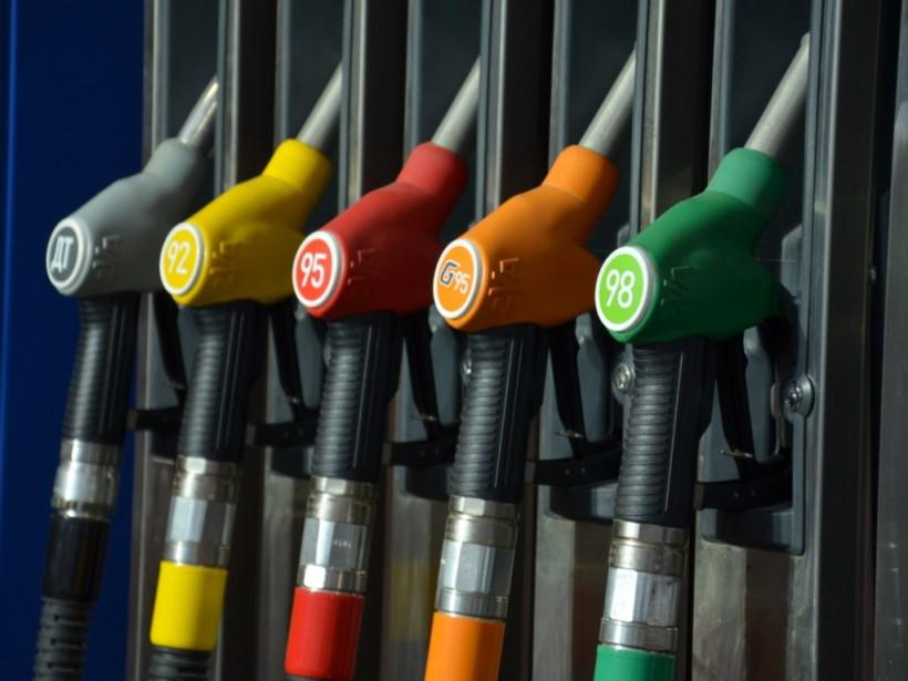 На АЗС в Киеве подорожали бензин и дизтопливо