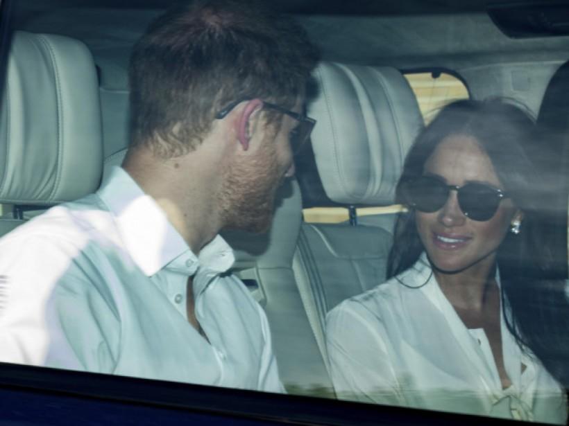 В Виндзорском замке прошла репетиция свадьбы принца Гарри и Меган Маркл (ФОТО)