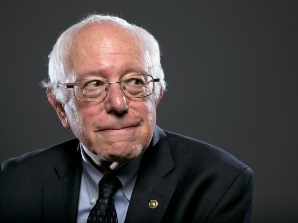 Берни Сандерс намерен переизбираться в Сенат США