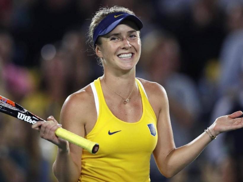 Свитолина победила первую ракетку мира и защитила титул в Риме