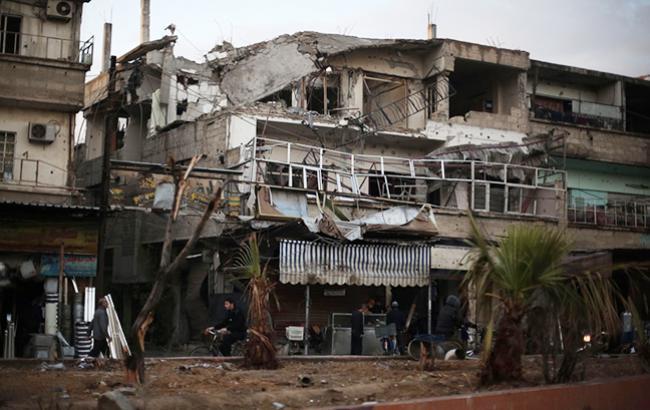 Коалиция воглаве сСША нанесла авиаудары посирийской армии