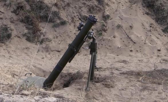 Взрыв на Ровенском полигоне: Президент запретил использовать подобные минометы