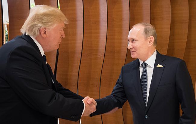 Трамп во время встречи с Путиным обсудит Украину и вмешательство в выборы, - Politico