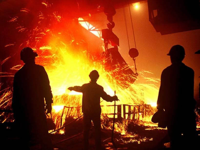 Сегодня День металлурга