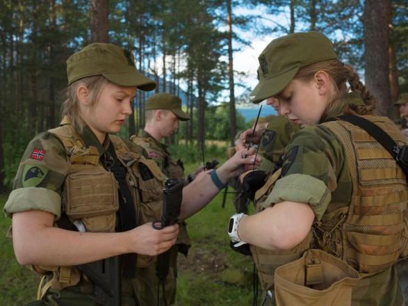 Власти Норвегии не дает конкретных обязательств довести оборонные расходы до 2% ВВП