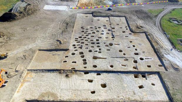 Под Севастополем обнаружили артефакты скифов (ФОТО)