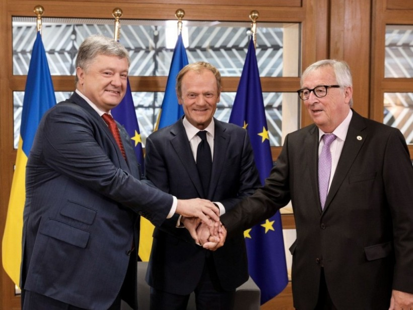 Реальные итоги саммита Украина ЕС: Безвиз оказался под вопросом