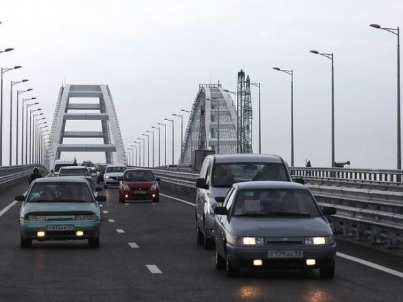 Минприроды: Украина не может оценить экологический ущерб от Керченского моста