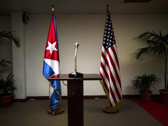 Куба обвинила США в создании препятствий для получения кубинцами иммиграционных виз
