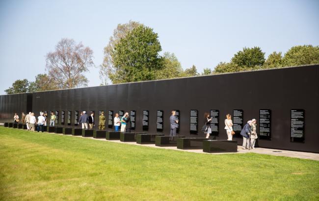 В столице Эстонии открыли памятник жертвам коммунистического режима
