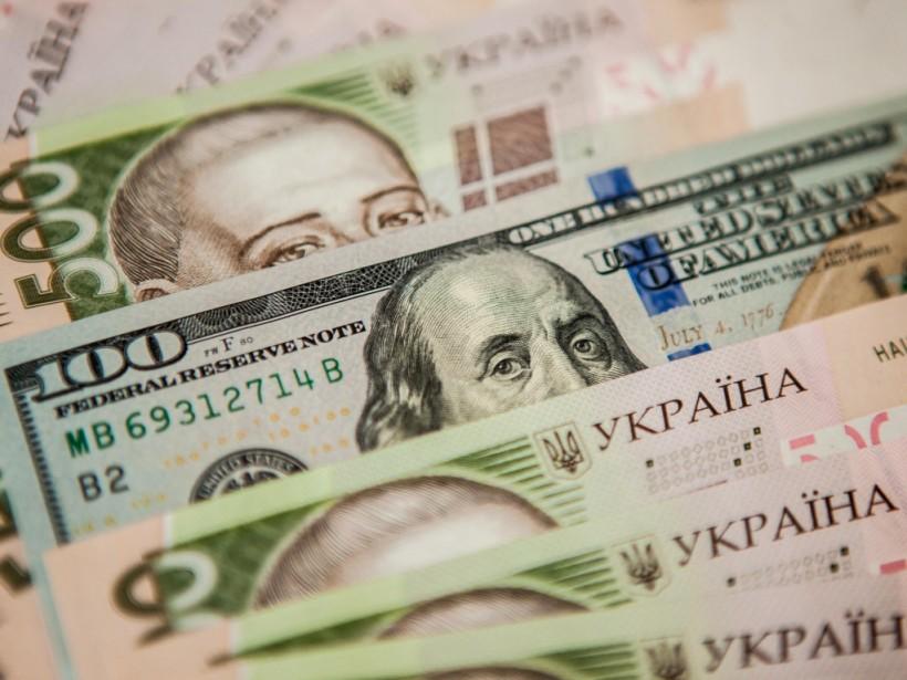 В Минэкономики назвали обменный курс гривны к доллару на конец года