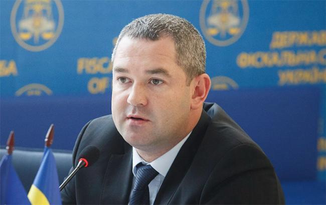 Продан отстранил главу Одесской таможни от должности