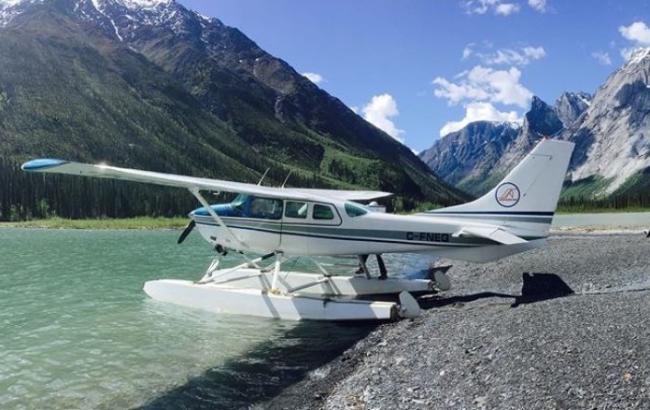 В Канаде при крушении самолета погибли три человека