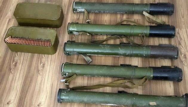 СБУ блокировала сбыт оружия в различных регионах Украины