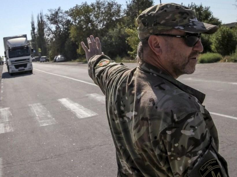 Пункт пропуска «Майорское» попал под обстрел, приостановлен пропуск граждан