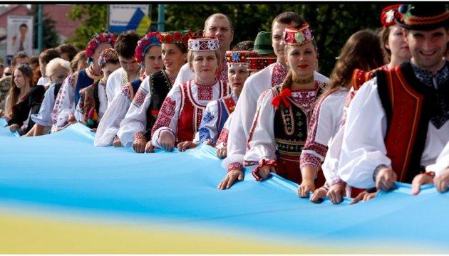 За полгода население Украины сократилось на 122,5 тысяч человек - Госстат