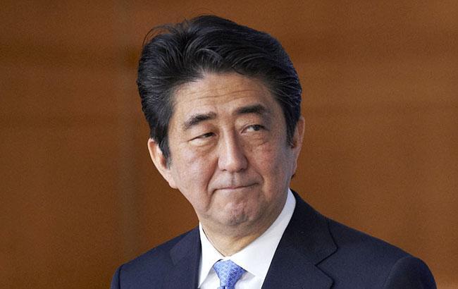 Абэ объявил о выдвижении на пост главы правящей партии Японии