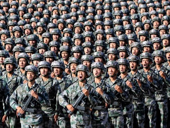 Пекин выразил протест Вашингтону за публикацию доклада Пентагона об армии Китая