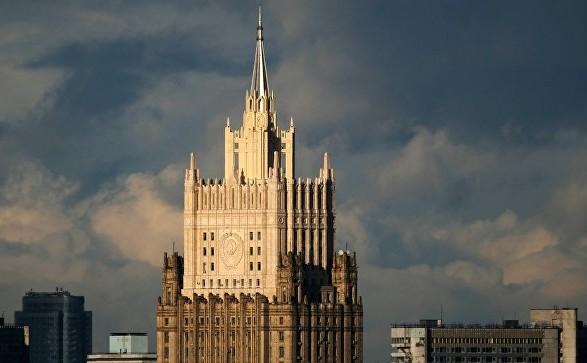 Санкции не способны заставить Россию свернуть с избранного пути - МИД РФ