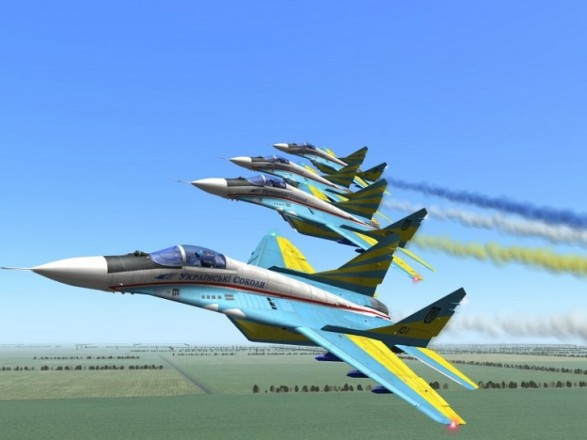 Украинские самолеты примут участие в международном авиационном показе в Польше