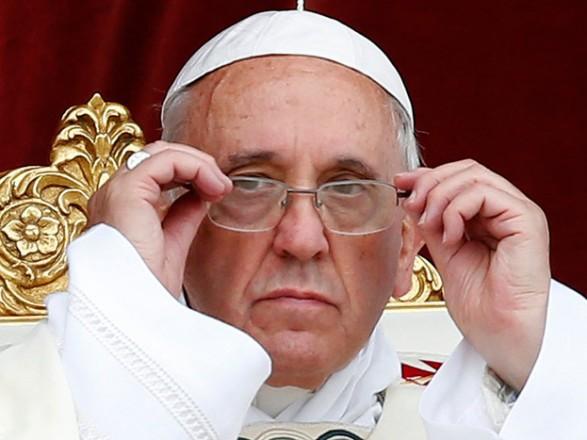 Папу Римского обвинили в укрывательстве кардинала-педофила