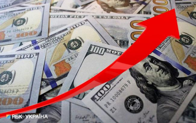 Курс доллара на межбанке 30 августа повысился до 28,29 гривен/доллар
