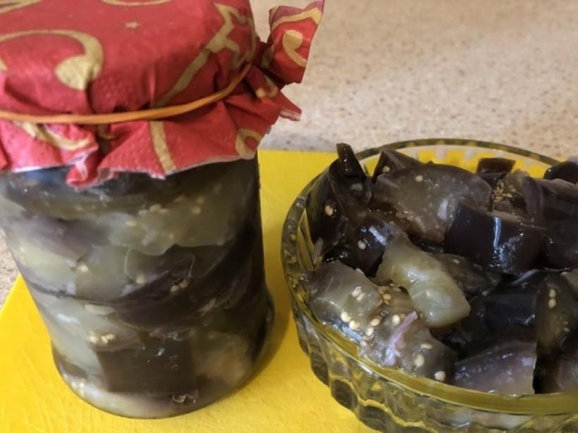 Рецепт дня: «Грибы» из баклажанов за пять минут (ВИДЕО)