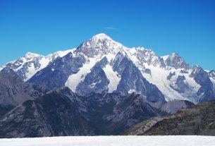 Во время подъема на Монблан погибли альпинисты