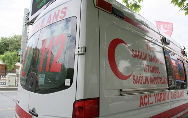 В Турции в результате ДТП с автобусом погибли 6 человек
