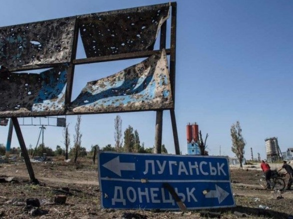 Порошенко надеется на возвращение Донбасса в 2019 году