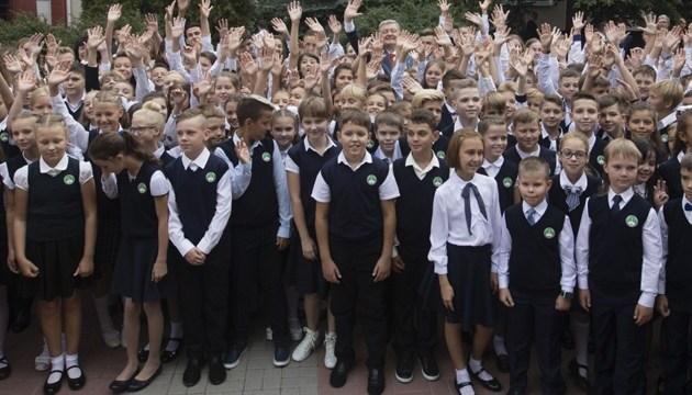 Президент заявляет о 8,5 тысячах новых мест в детсадах