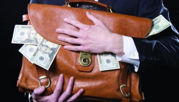 Коррупция в политике: где, по мнению украинцев, больше всего ловкачей