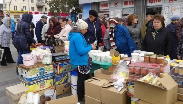 """Эксперты советуют не покупать """"масло"""" по 11 гривен и """"белую воду"""" под метро"""