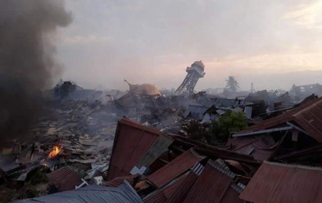Евросоюз выделил Индонезии 1,5 млн евро для пострадавших от землетрясения и цунами