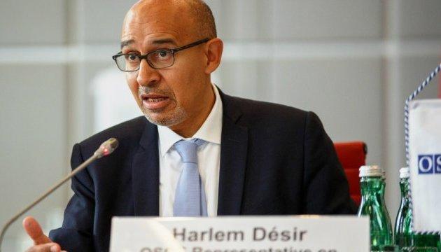 ОБСЕ призвала восстановить вещание телеканала UA:Первый