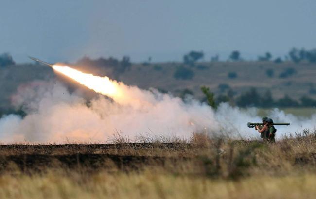 Боевики за день 5 раз обстреляли украинских военных на Донбассе