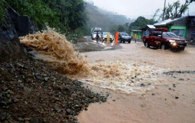 Тайфун на Филиппинах: число жертв возросло до 25