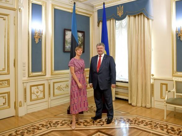 Украина и Эстония скоординировали подходы по противодействию гибридным вызовам со стороны РФ