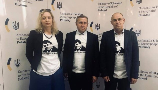 Директор Укринформа обсудил с Дещицей украинский контент в польском медиапространстве