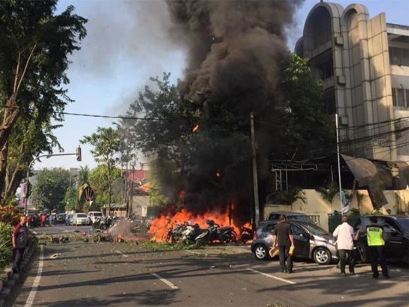 На Филиппинах на фестивале произошел взрыв: двое погибших, 37 пострадавших (ФОТО)