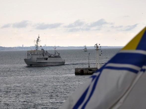 Военные США заявили о поддержке Украины в Азовском море